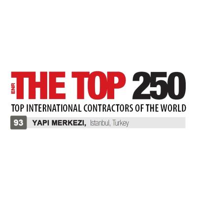 YM Ranked 93rd in ENR's List