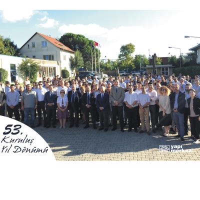 We celebrated the 53rd anniversary