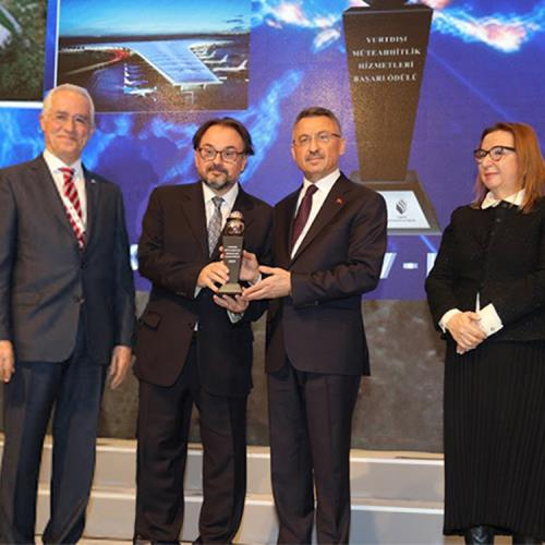 Yapı Merkezi Awarded for Overseas Contracting Services